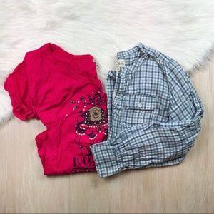 Lucky Brand Shirts - Bundle of 2 - Size Large